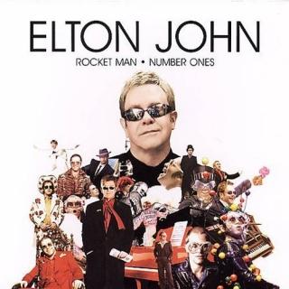 Rocket Man (Number Ones) - Elton JohnTaron Egerton