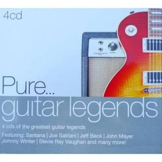 Pure... Guitar Legends CD2 - Various Artists