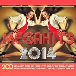 Mega Hits 2014 CD1 - Various Artists