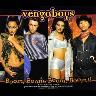 Boom Boom Boom Boom CDTIV - 114-Vengaboys | Boom Boom Boom