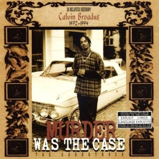 Various Artists Murder Was The Case - Snoop Dogg