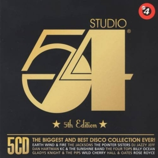 Studio 54 5th Edition CD4 - Various Artists