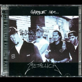 Garage Inc CD1 - Brazil Vertigo - Metallica