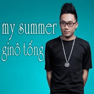 My Summer - Ginô Tống