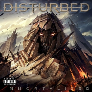 Immortalized (Deluxe Version) - Disturbed