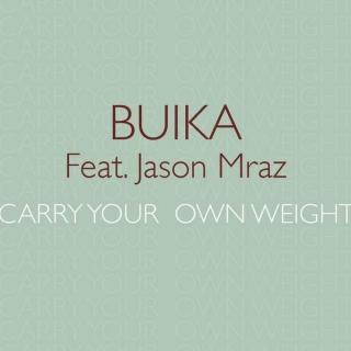 Carry Your Own Weight (Single) - Jason Mraz, Buika