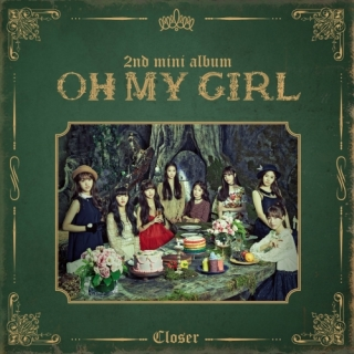 Closer (2nd Mini Album) - Oh My Girl