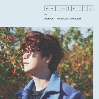 Fall, Once Again - The 2nd Mini Album - Kyu Hyun (Super Junior)