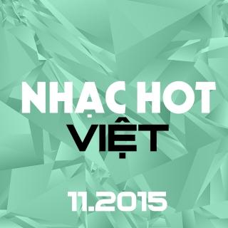 Nhạc Trẻ Hot Tháng 11/2015 - Various Artists