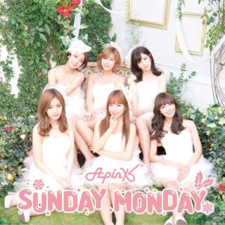 Sunday Monday (Japanese Ver) - A Pink
