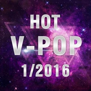 Nhạc Trẻ Hot Tháng 01/2016 - Various Artists