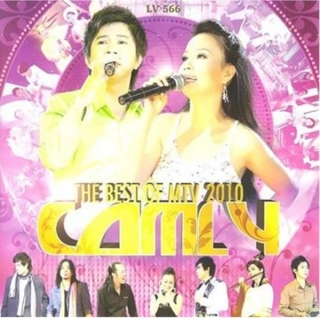Cẩm Ly The Best Of Mtv Vol 1 - Cẩm Ly