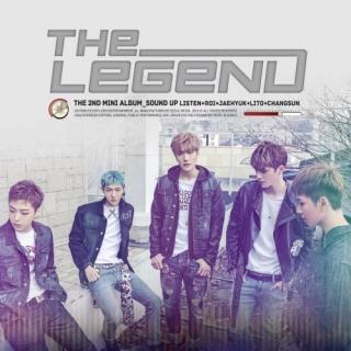 Sound Up (2nd Mini Album) - The Legend