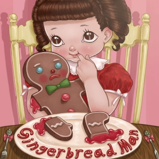 Gingerbread Man (Single) - Melanie Martinez
