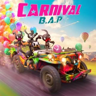 Carnival (Full 5th Mini Album) - B.A.P