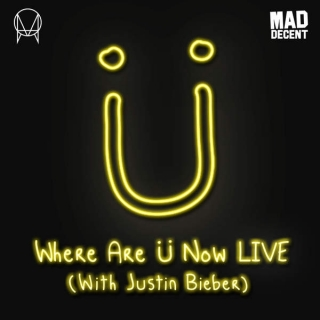 Where Are Ü Now (Live) - Justin Bieber, Skrillex, Diplo