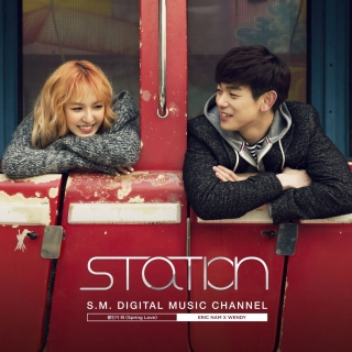 Spring Love (Single) - Eric Nam, Wendy (Red Velvet)