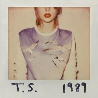 1989 - Taylor Swift