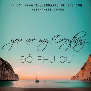 You Are My Everything - Đỗ Phú Quí