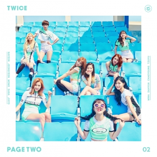 Page Two (2nd Mini Album) - Twice