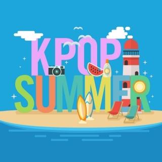 Những Bài Hát Hàn Quốc Cho Mùa Hè Sôi Động - Various Artists