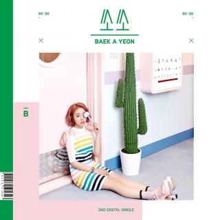 So-So (Single) - Baek A Yeon