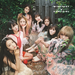 Windy Day (Repackage) - Oh My Girl