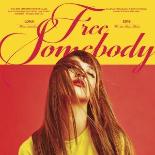 Free Somebody (1st Mini Album) - Luna (f(x))