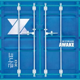 Awake (1st Mini Album) - KNK (Band)