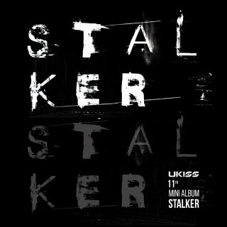 Stalker (11st Mini Album) - U-Kiss