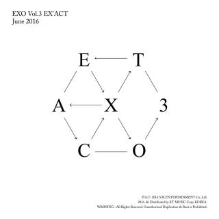 Ex'act (Vol.3) (Korean Ver) - EXO