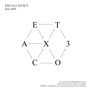 Ex'act (Vol.3) (Korean Ver) - EXO