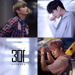 Estreno (Single) - Double S 301 (SS301)