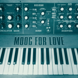 Moog for Love (EP) - Disclosure