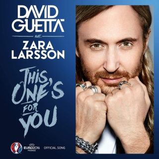 This One's For You (Official Song UEFA EURO 2016) - David Guetta