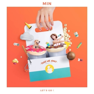 Take Me Away (Single) - Min (St.319)