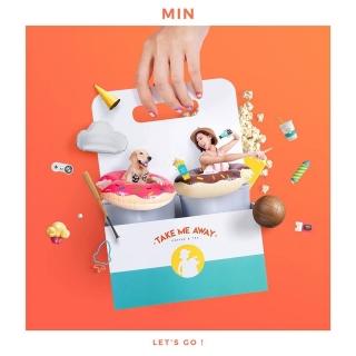 Take Me Away (Single) - MINERIK