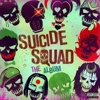 Suicide Squad: The Album - Nhiều Ca SĩVarious Artists 1