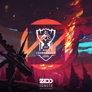 Ignite (2016 League Of Legends World Championship) - Zedd