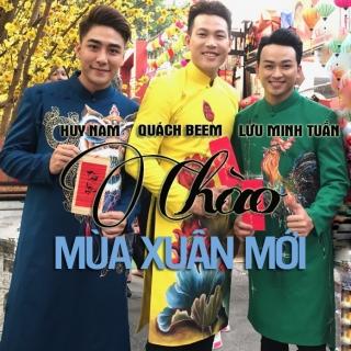 Chào Mùa Xuân Mới (Single) - Huy Nam