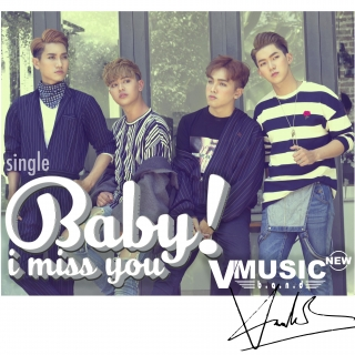 Baby I Miss You - V.Music New