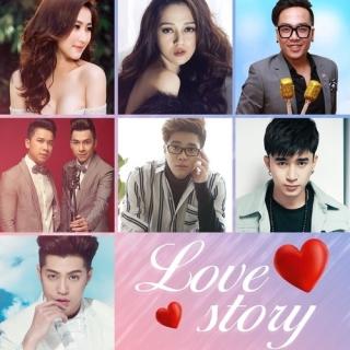Love Story - Nhiều Ca SĩVarious Artists 1