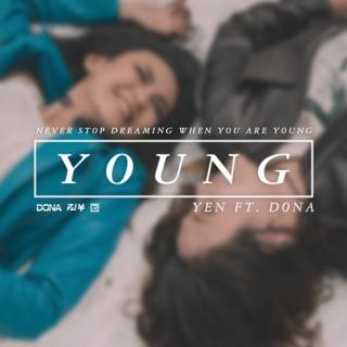 Young (Single) - Võ Hoàng Yến, Dona Amelia