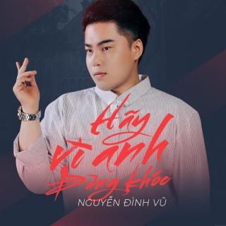 Hãy Vì Anh Đừng Khóc (Single) - Nguyễn Đình Vũ