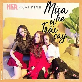 Mùa Hè Vị Trái Cây (Single) - Kai Đinh
