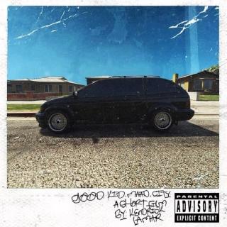 good kid, m.A.A.d city - Kendrick Lamar