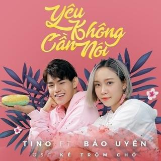 Yêu Không Cần Nói (Single) - TinoHoàng Yến Chibi