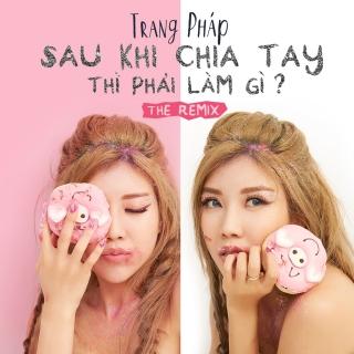Sau Khi Chia Tay Thì Phải Làm Gì (Remix Single) - Trang Pháp