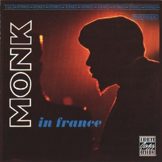 Monk In France - Thelonious Monk