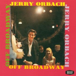 Jerry Orbach: Off Broadway - Jerry Orbach